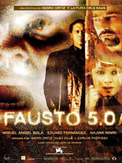 MakeUp Cine - Fausto 5.0 - Concha Rodríguez