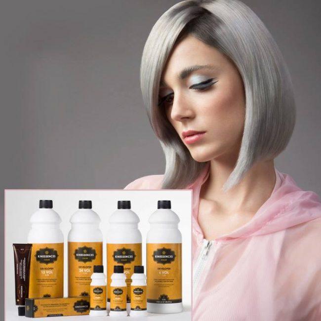 Kinessences - Maquillaje Concha Martínez - Campaña publicitaria