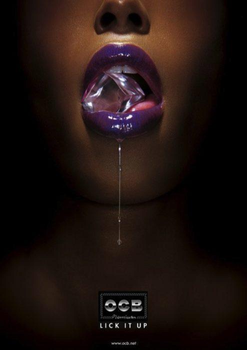 OCB - Concha Rodríguez - Maquillaje Campaña Publicitaria