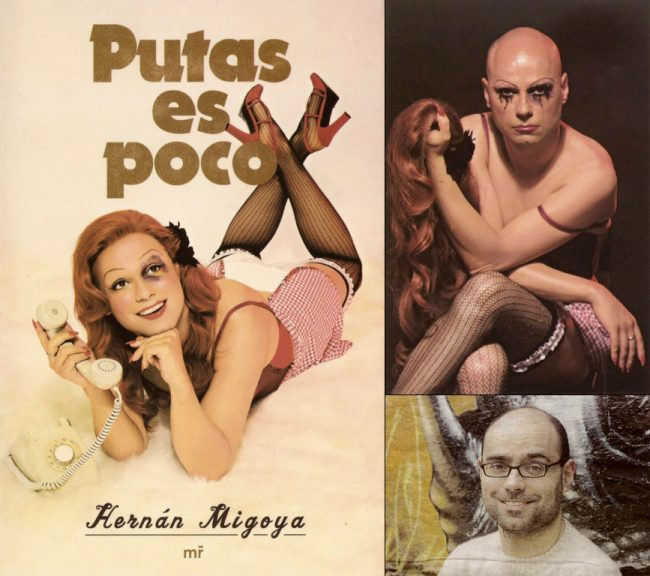 Putas es poco - Concha Rodríguez - Maquillaje Campaña Publicitaria