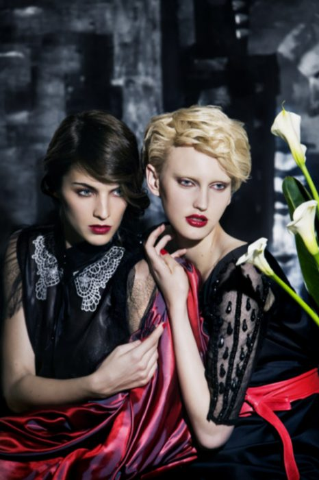 Lempicka Moda - Beauty Photo - Concha Rodriguez MakeUp Artist
